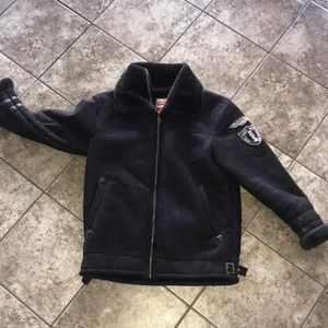 Just In bomber Jacket size M